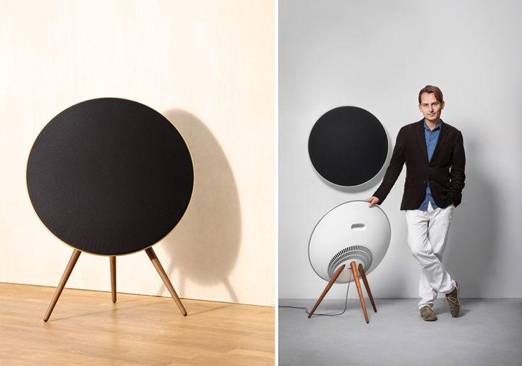 bang olufsen 39 s new beoplay a9 wireless speaker by danish designer ivind alexander slaatto. Black Bedroom Furniture Sets. Home Design Ideas