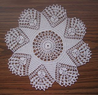 TURKISH LACE-CROCHET WORK BY DEMET: April 2008