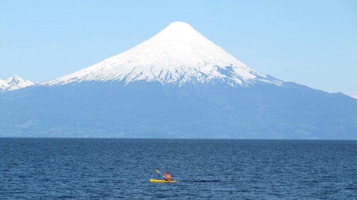Volcano Osorno, Frutillar