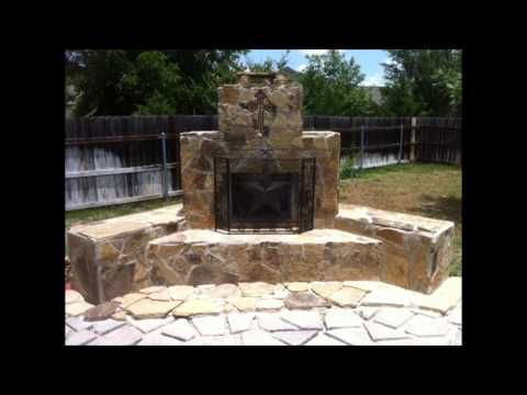 fireplace on style budget part plans designs ideas outdoor a estate amazing