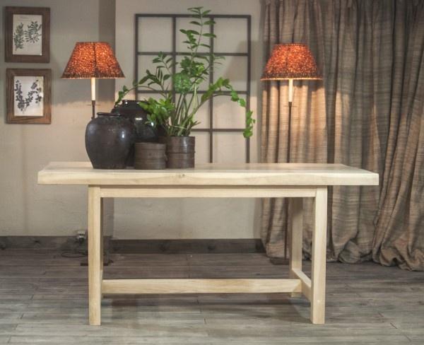 1000  images about colección mesas de comedor mà de fusta on ...