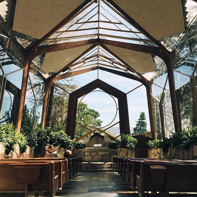 Palos Verdes Wedding Venues: 1000+ Ideas About Wayfarers Chapel On Pinterest