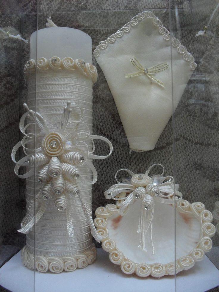 M s de 25 ideas incre bles sobre velas para bautizo en - Velas decoradas para bautizo ...