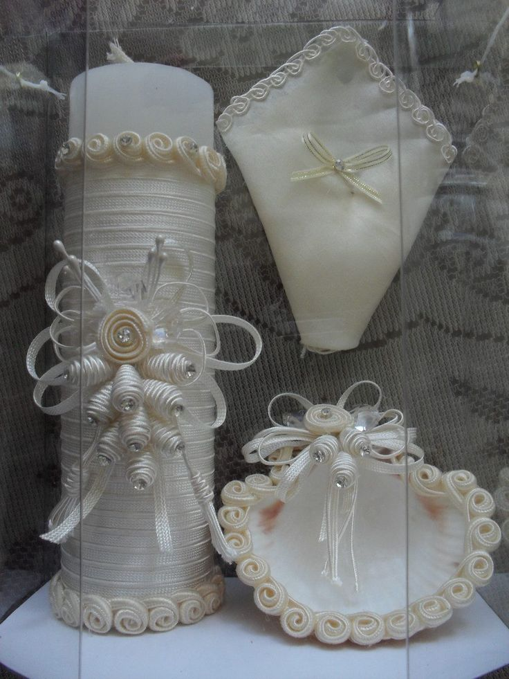 Como decorar velas para bautizo imagui - Fotos para decorar ...