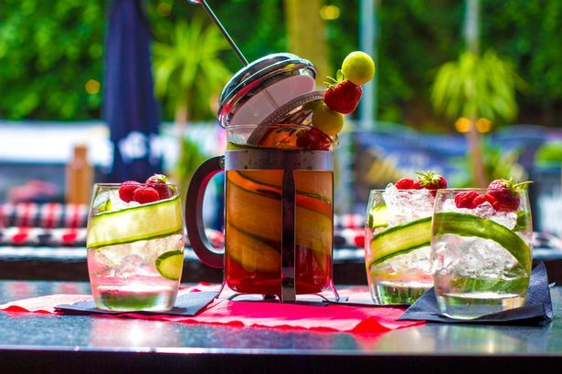Watching Wimbledon without a glass of something in your hand just won't do. Here are 13 tennis-inspired cocktails to enjoy during Wimbledon fortnight from some of Cardiff's hottest bars and restaurants
