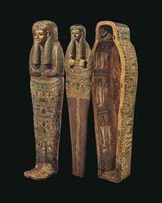 21st dynasty egyptian sarcophagus