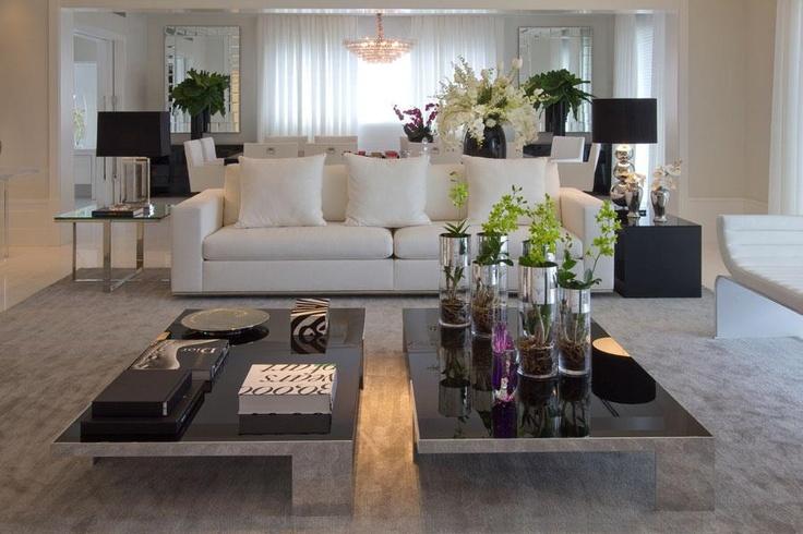 ...: Tables, Dreams Houses, Living Rooms, Estar Vário, De Centro, Interiors Design, Guest Rooms, Room, Be