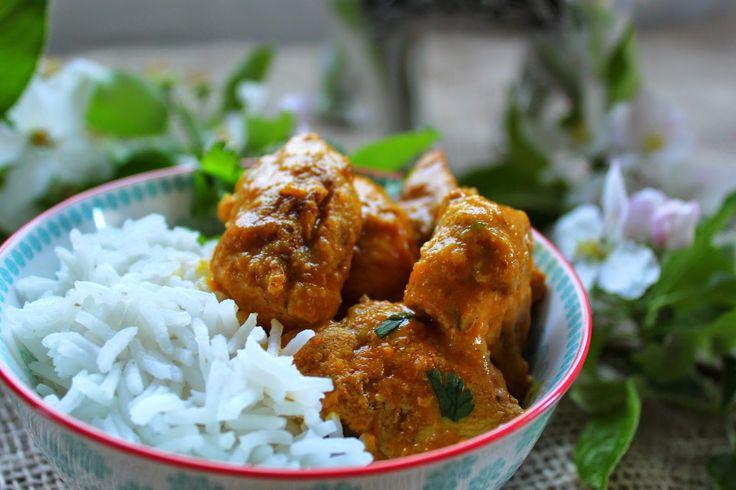 Pollo Tikka Masala. Cocinando con Las Chachas Blog.