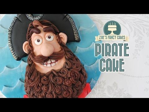 Gateau pirate you tube