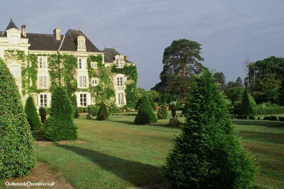 Météo fraîche cette semaine à Chambiers, mais toujours d'aussi beaux paysages, n'est-ce pas ?