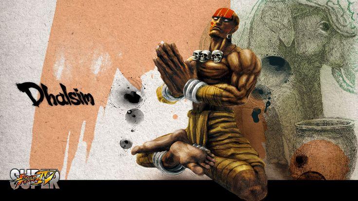 Dhalsim Super Street Fighter IV Wallpaper WallDevil