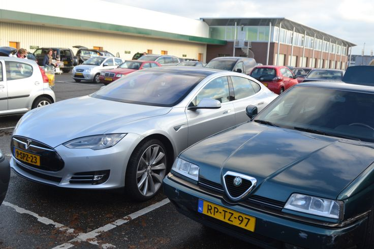 164 meets Tesla