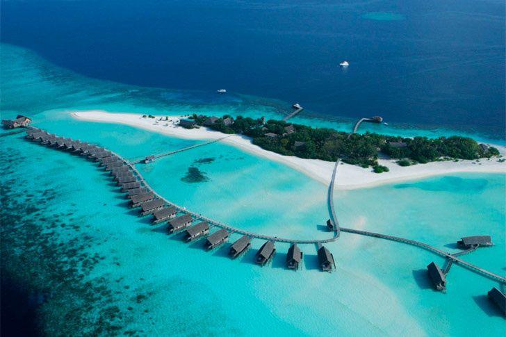 M s de 1000 ideas sobre las maldivas en pinterest for Islas maldivas hoteles en el agua