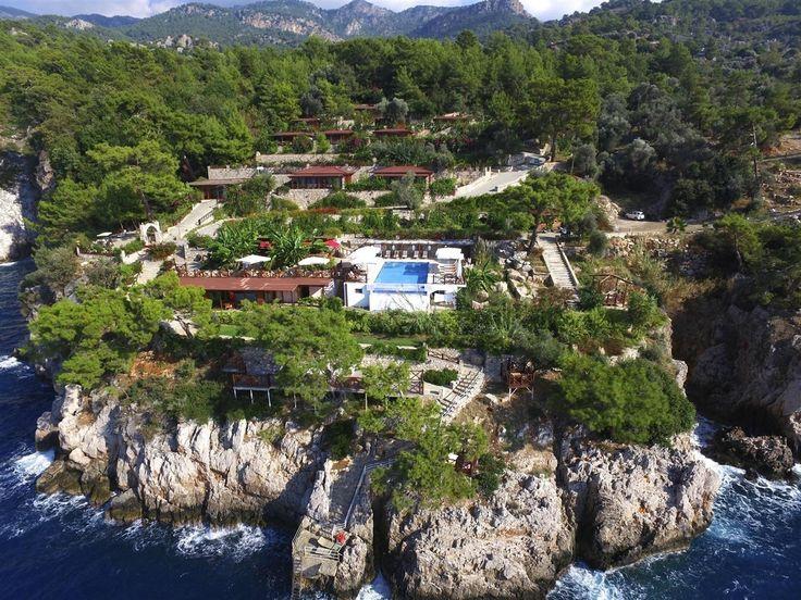 Top 10 Kabak (Fethiye) hotels. Find the best hotel in Fethiye near Kabak Beach / Valley!