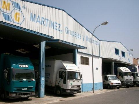   MUDANZAS MARTÍNEZ   Mudanzas internacionales económicas a Argentina  