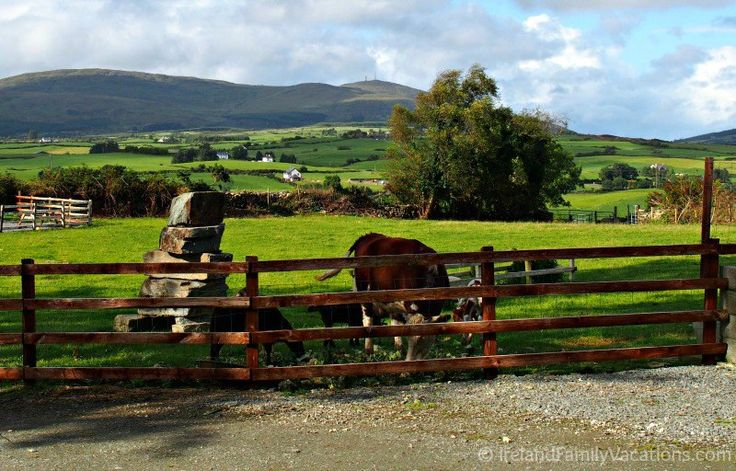 5 Family Friendly Adventures in Ireland : glamping & hill walking