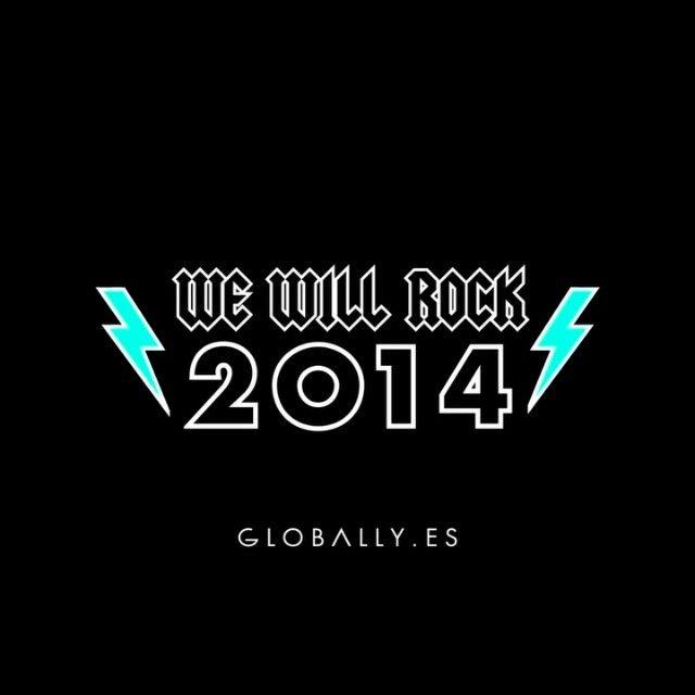 Happy Rocky 2014
