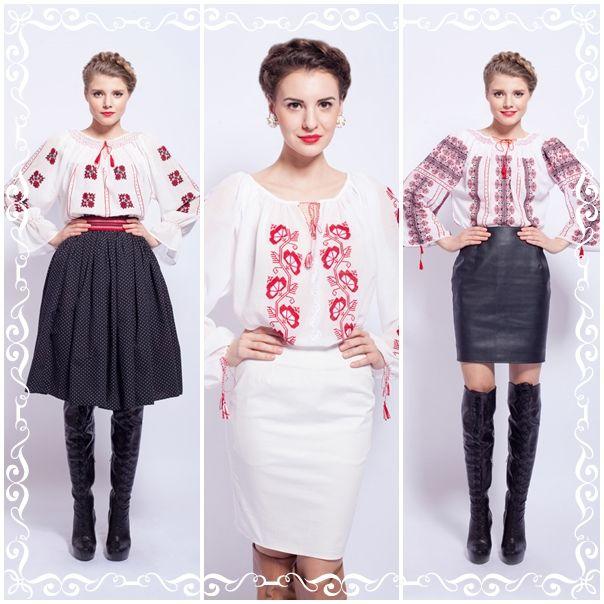 Haideti sa pacalim iarna cu Iile Romanian Label cusute manual! Adaugati un strop de culoare si un zambet in outfit-ul de astazi! Descopera colectia aici >>> http://bit.ly/1FrNq3F