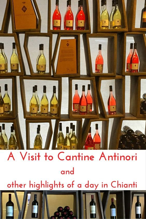 A day in Chianti -- Wine, cheese, and luxury country villas in the Tuscany region of Italy