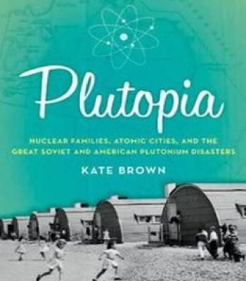 Plutopia: Nuclear Families Atomic Cities And The Great Soviet And American Plutonium Disasters PDF