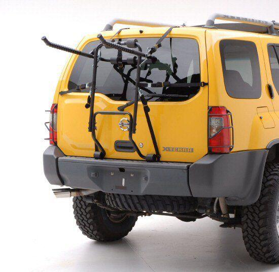 F4 Heavy Duty trunk rack, trunk bike racks, bike rack, bicycle carriers - Hollywood Racks