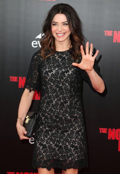 Caterina Scorsone Photos: 'The November Man' Premieres in Hollywood — Part 2