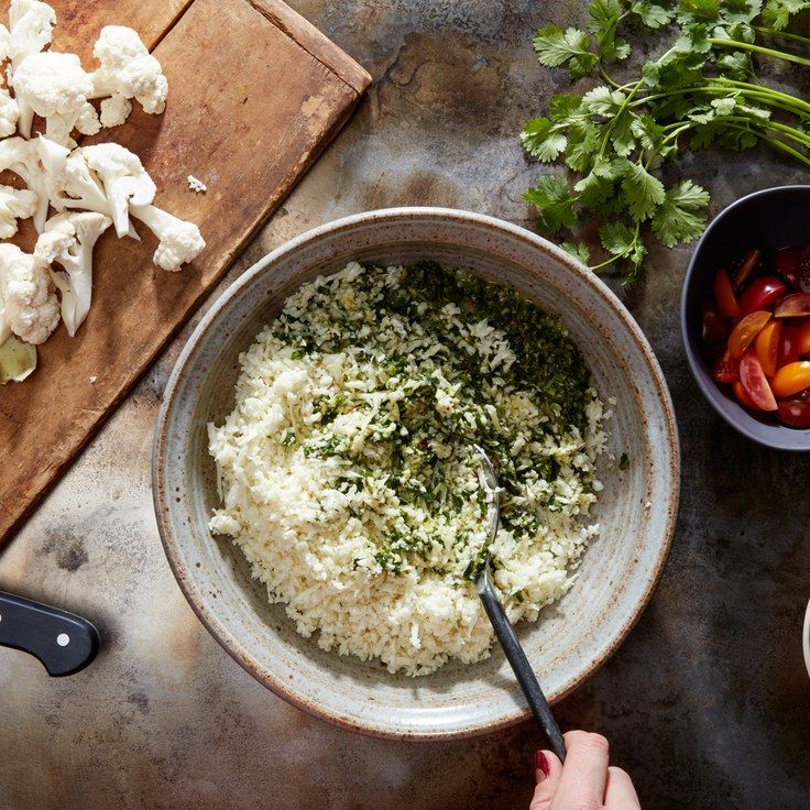 The Best Way to Make Cauliflower Rice: Microwave or Roasting