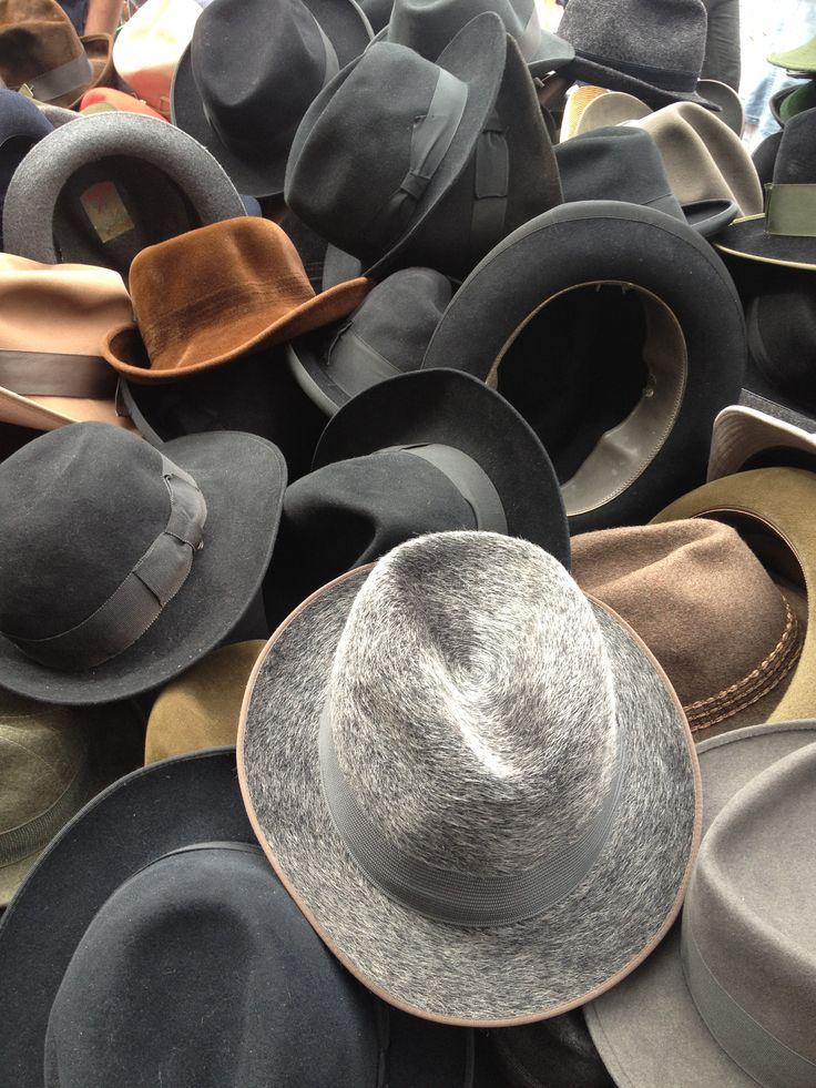 Vintage hoeden