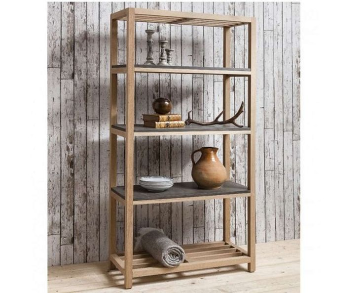 Hudson Living Brooklyn Display Cabinet Tall Open Online By Frank From Cfs Uk At Unbeatable Price