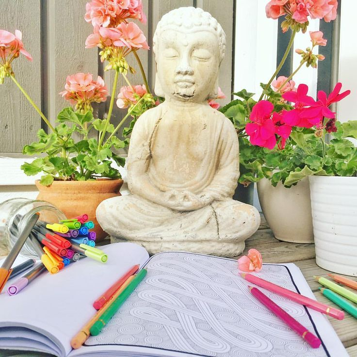 "Mental Images Coloring Books (@paivivesala_art) on Instagram: ""Coloring = meditation + creativity * Beauty and happines to your soul * Coloring book: Mental…"""