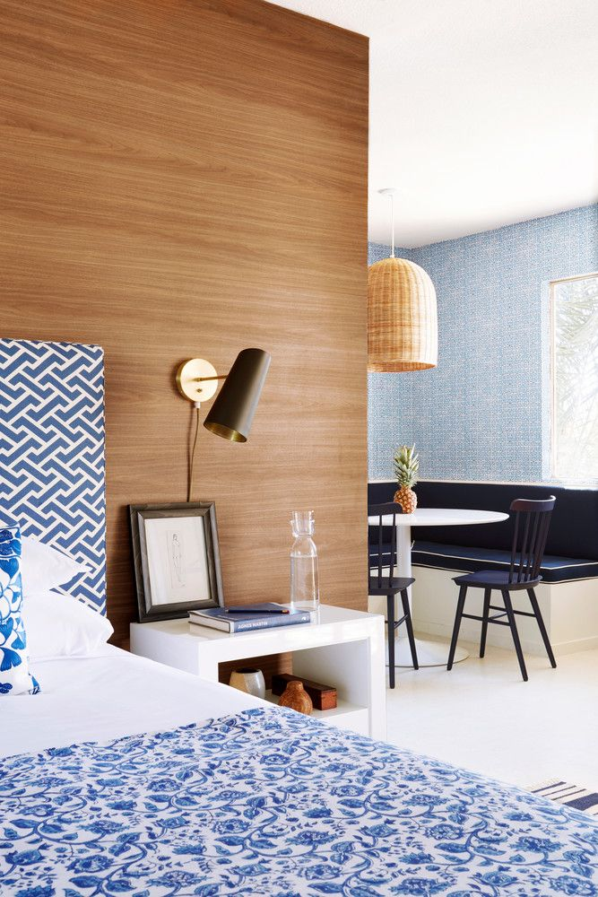 Inside Hotel Room: Inside The Renovated Holiday House Palm Springs