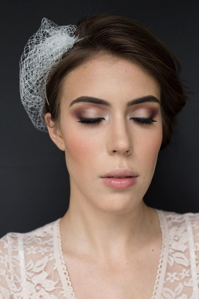 Bridal make-up Look created by Diana Ionescu, makeup artist and trainer @ Diana Ionescu Makeup Studio, Bucharest based Make-up School  www.dimakeupstudio.ro https://www.facebook.com/dimakeupstudio/