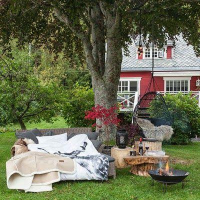 Anna Truelsen inredningsstylist: En underbar plats..