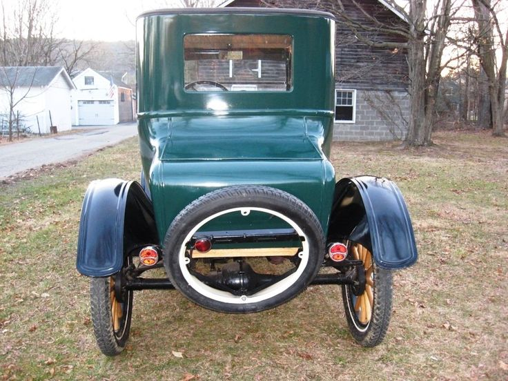 1924 Ford Modell T Coupe Ruckstell in Auto & Motorrad: Fahrzeuge, Automobile, Oldtimer | eBay