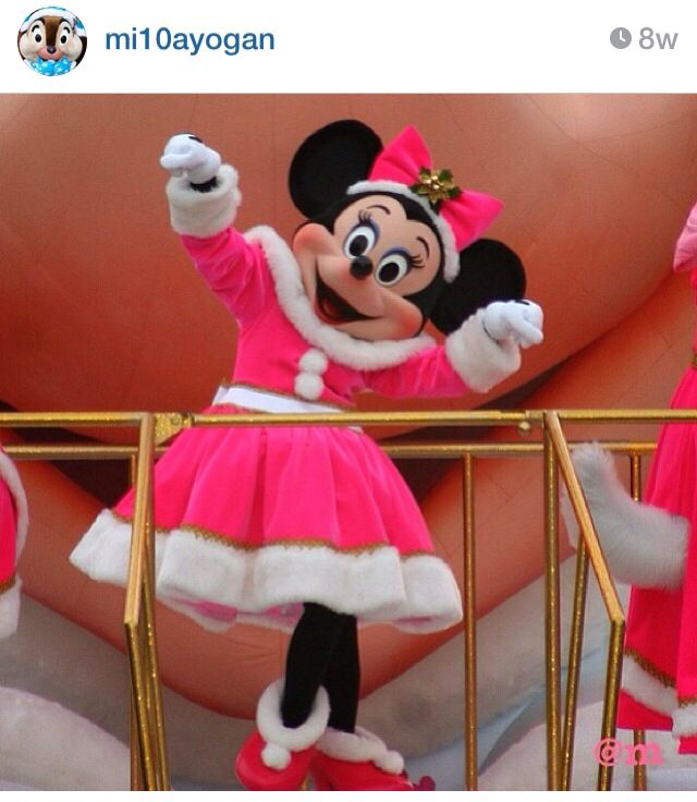 "Neon pink Minnie looking Fabulous!! So ""Minnie"" costumes!"