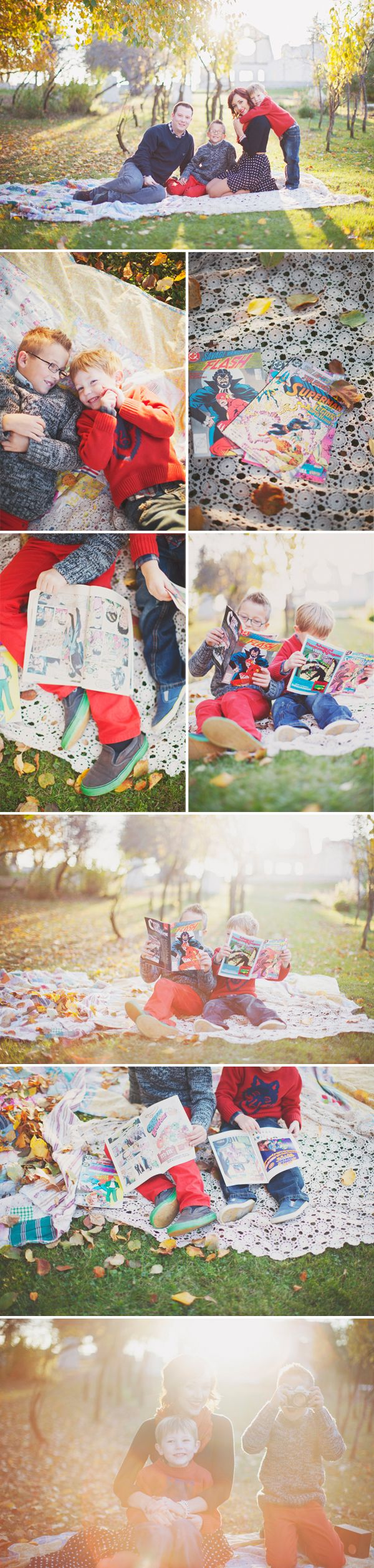 Simply Rosie Photography >> Beautiful Family Photo Sessions & Inspiration