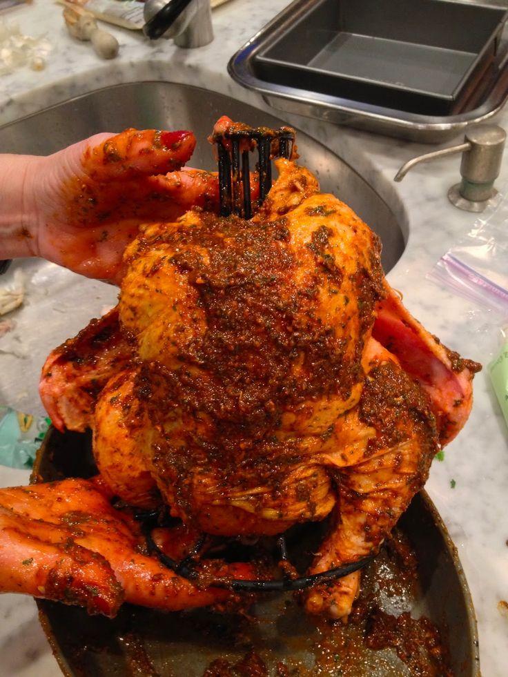 America S Test Kitchen Peruvian Chicken
