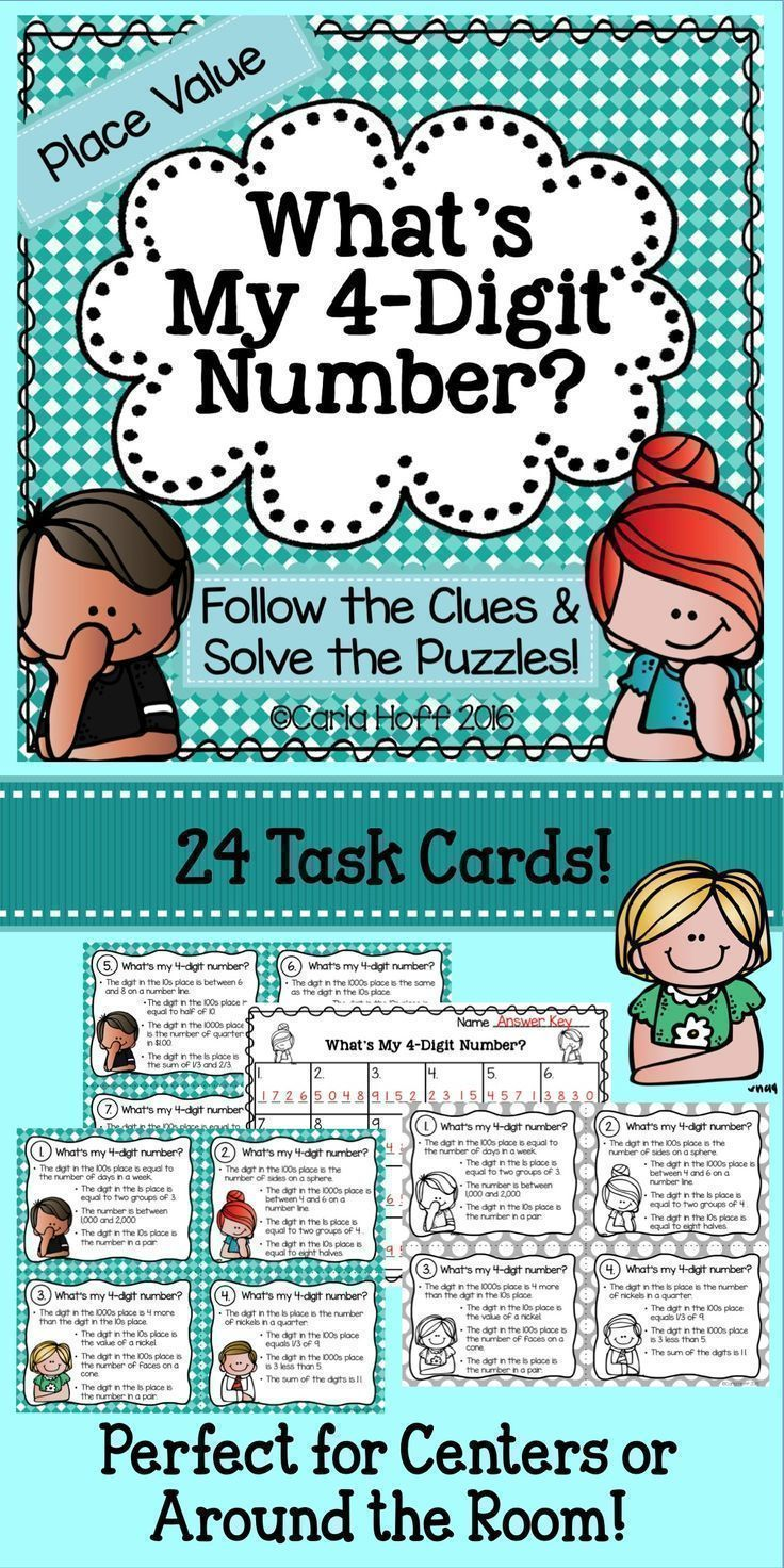549 best Math is Fun! Grades 3 - 5 images on Pinterest | Fourth ...