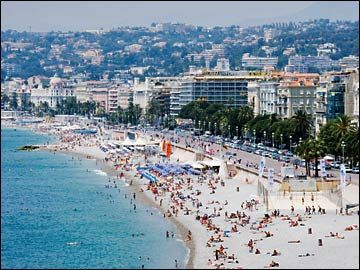 Nice, France. I loved the south of France and the fact everyone drank Rose with every meal!