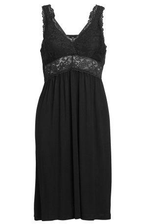 En sød natkjole, som f.eks. denne eller andet sødt nattøj