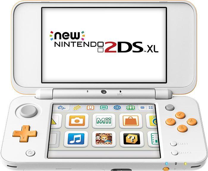 Nintendo annonce la New Nintendo 2DS XL - Le 28 juillet, la New Nintendo 2DS XL arrive en Europe et offre aux joueurs un nouveau choix de console aux côtés de la Nintendo 2DS et New Nintendo 3DS XL. La New Nintendo 2DS XL sort en même ...