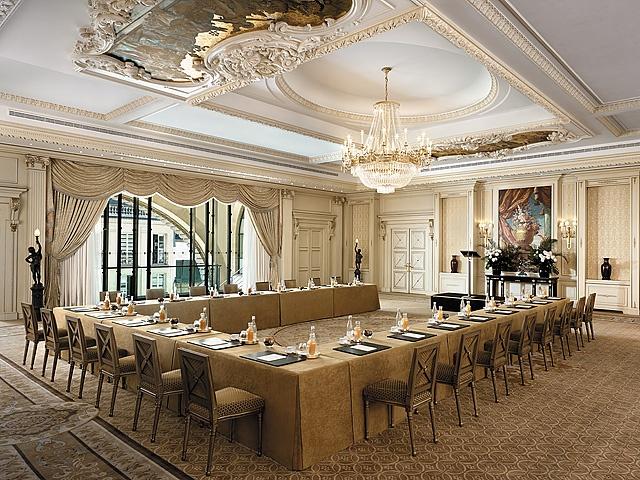 Shangri-La Hotel, Paris - Le Salon Roland Bonaparte