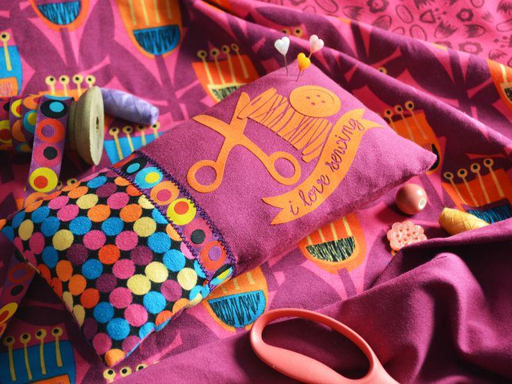 I love sewing | Plotterdatei Freebie