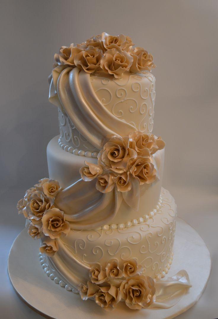 Hochzeitstorte.   – Hochzeitstorte