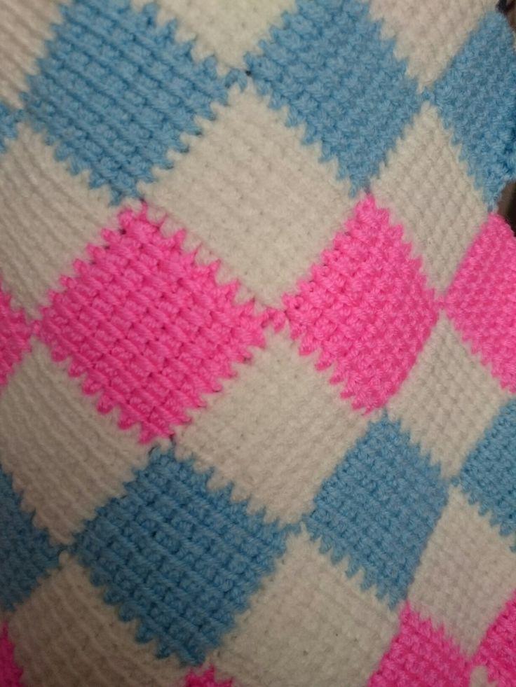 Tunus işi battaniye