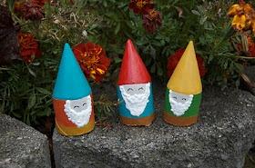 Make those gnomes.  EASY!