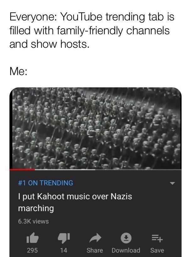 Pin By Rachel Schellenberg On A Youtube Trending Top Memes Memes