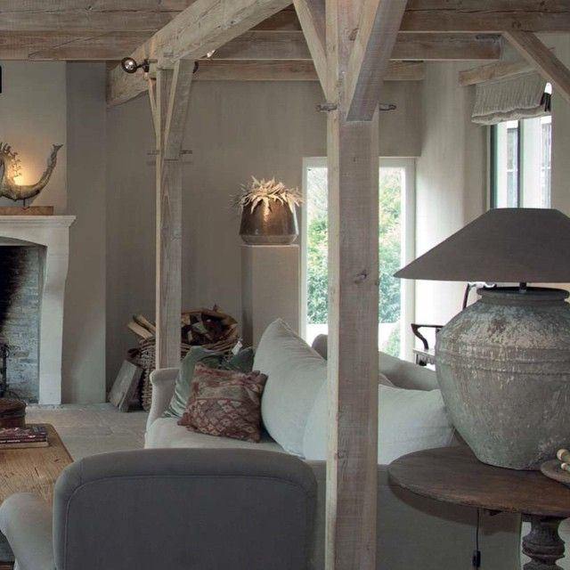 Best Decoration Home Images On Pinterest Deko Hygge - Cozy wooden country house design with interior in colors of provence