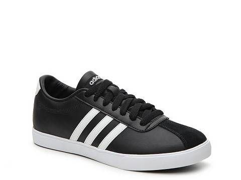 adidas NEO Courtset Leather Sneaker - Womens
