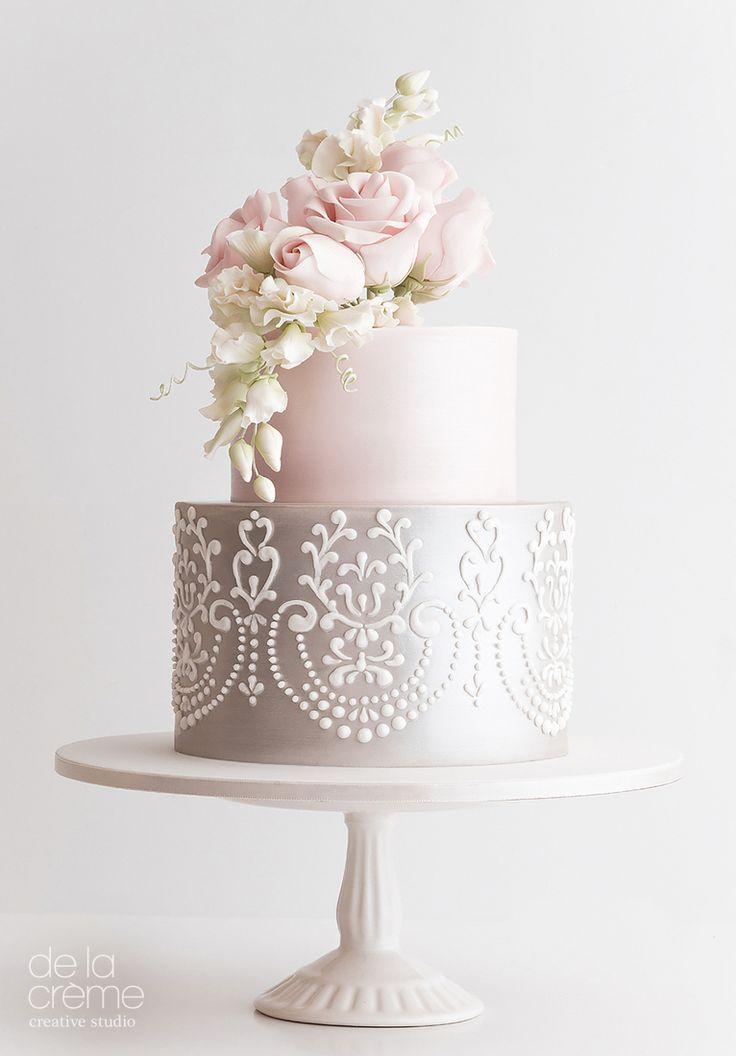 Petite Sweet Pea #WeddingCake Petite Sweet Pea – Hochzeitstorte